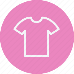 cloth, clothing, fashion, shirt, style, t, tshirt icon