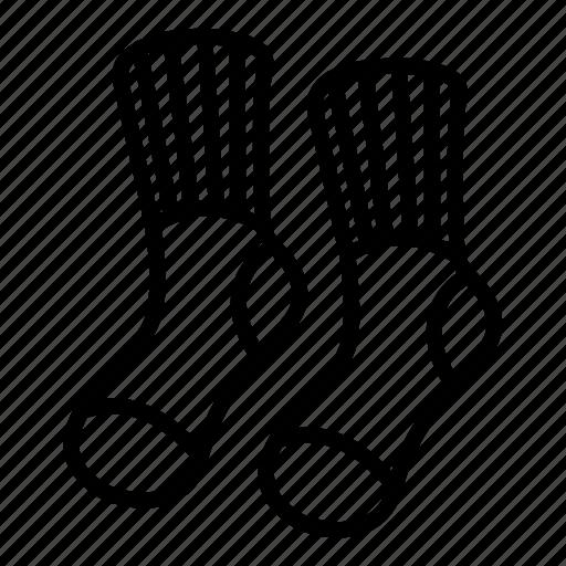 cloth, dressing, fashion, mens, socks, wearing icon
