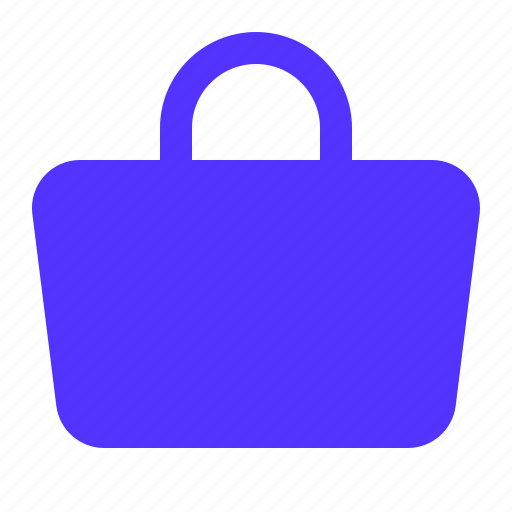 apparel, bag, clothing, outfit, shopping icon