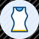 men, shirt, sleeveless, wardrobe icon
