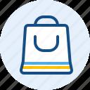 bag, shoping, totte, wardrobe icon