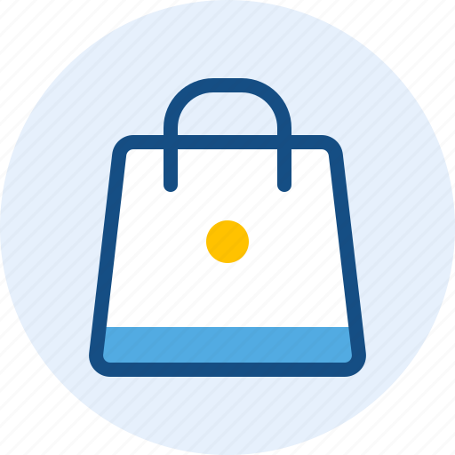 girl, shoping, totebag, wardrobe icon