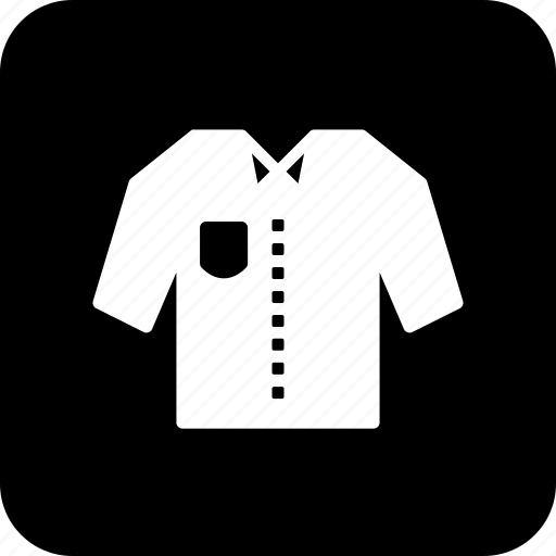 Cloth, clothing, fashion, ladies, pocket, shirt, wearing icon - Download on Iconfinder