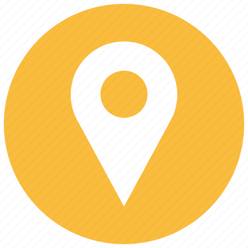 find, google, locate, location, pin icon