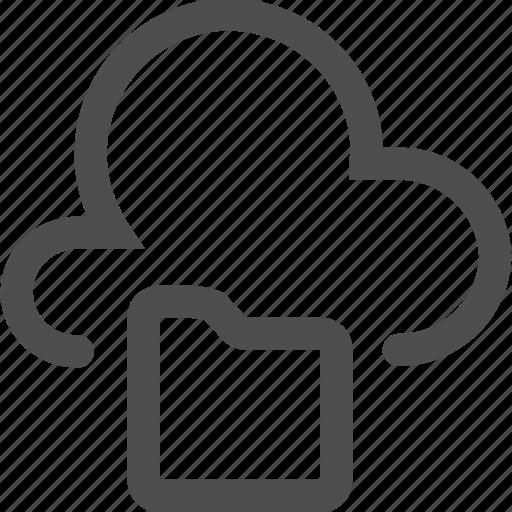 computing, document, file, multimedia, storage, technology icon