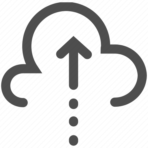 computing, interface, mail, send, sharing, upload icon