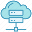 cloud, data, database, hosting, server, sharing, storage