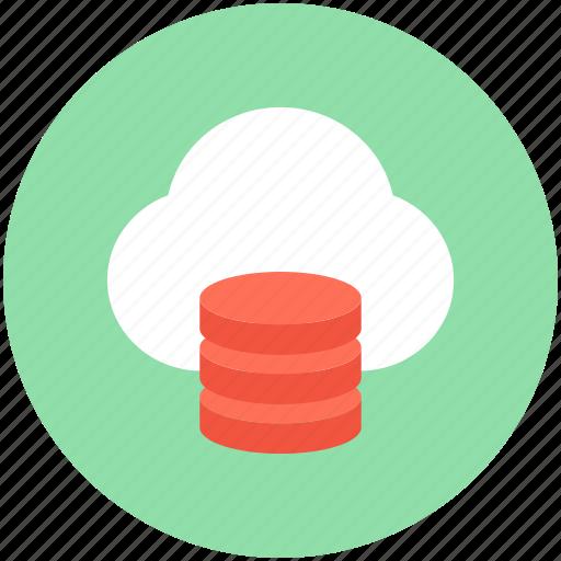 cloud computing, cloud network, network hosting, network sharing, server cloud icon
