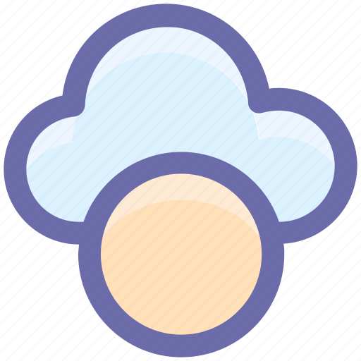 cloud, cloud computing, computing, help, weather icon