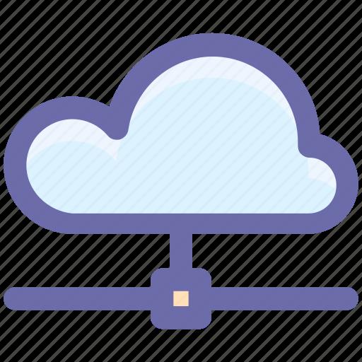 cloud internet, cloud network, network, wireless internet, wireless network icon