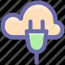 cloud computing, cloud internet connection, cloud socket, cloud computing concept, cloud network connection