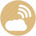 .svg, cloud, cloud computing, network, wifi cloud computing, wireless internet icon