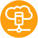 .svg, cloud, cloud computing, cloud data, database, server, storage icon