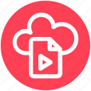 .svg, cloud, cloud page, document, media, page, paper icon