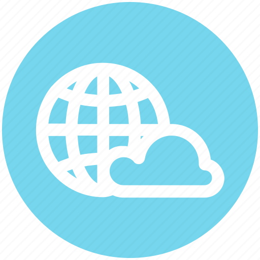 .svg, cloud, global, global cloud network, international cloud computing, universal cloud network, worldwide cloud network icon - Download on Iconfinder