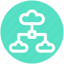 .svg, cloud, cloud computing, cloud network, internet, share, sharing icon