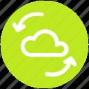 .svg, cloud computing, cloud computing concept, cloud data sync, cloud refresh sign, cloud sync concept icon