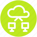 .svg, cloud, cloud computing, cloud networking, networking, system, technology icon