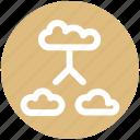 .svg, cloud connection, cloud internet, cloud network, connected clouds, internet connection, internet connectivity icon