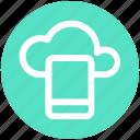 .svg, cloud computing, cloud computing concept, cloud on screen, cloud storage, cloud tablet, cloud technology icon