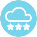 .svg, cloud, cloud ice, ice, snow, weather, winter icon