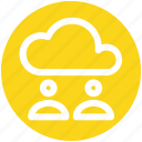 .svg, cloud computing, cloud internet connectivity, cloud internet usage, cloud internet users, cloud network icon