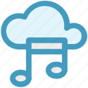 cloud and music note, cloud music, cloud music concept, cloud with music sign, music cloud, musical cloud