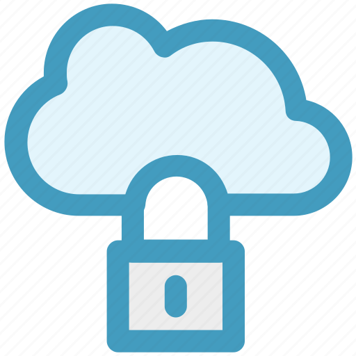 cloud network safety, cloud networking safety, cloud security, internet security, internet security padlock, locked internet icon