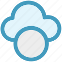 cloud, cloud computing, computing, help, verify, weather icon