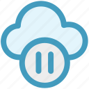 cloud, cloud pause, media, pause, service, streaming