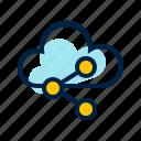 cloud, cloud computing, computing, share