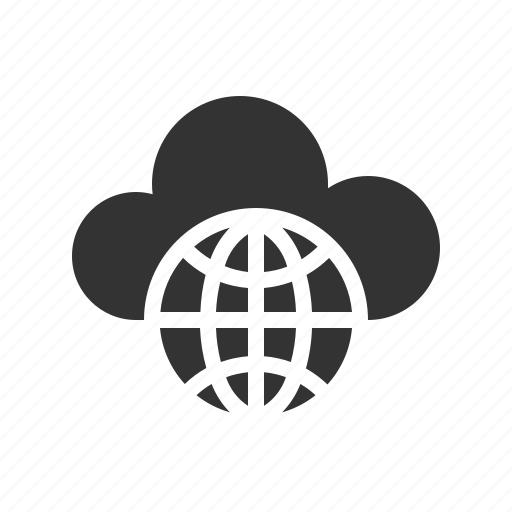 Cloud, cloud computing, computing, network, public icon - Download on Iconfinder