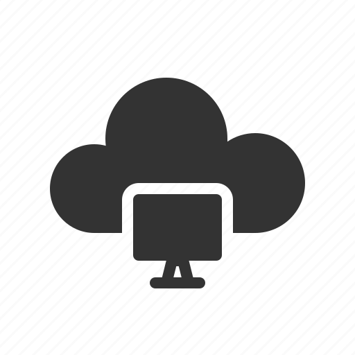 Cloud, cloud computing, computer, computing icon - Download on Iconfinder