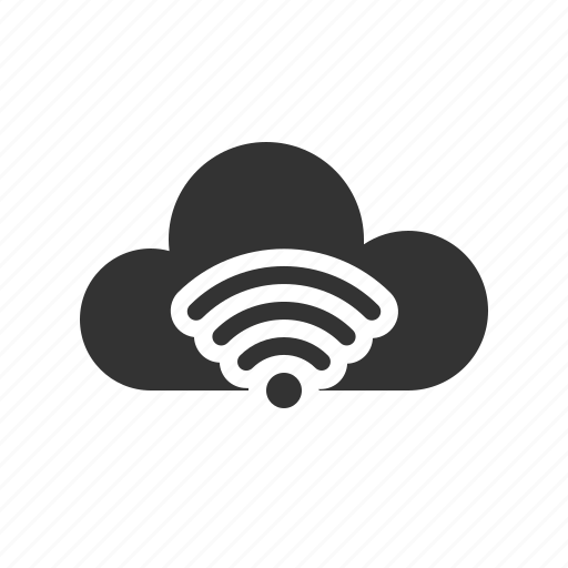 Cloud, cloud computing, computing, network, wifi icon - Download on Iconfinder
