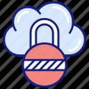 data, security, cloud, internet, lock, safe