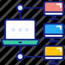 virtualization, computer, network, pc, application, cloud, ddm