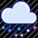 cloud, computing, database, network, internet, share