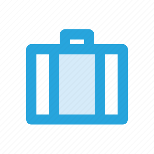 luggage, migrate, suitcase icon