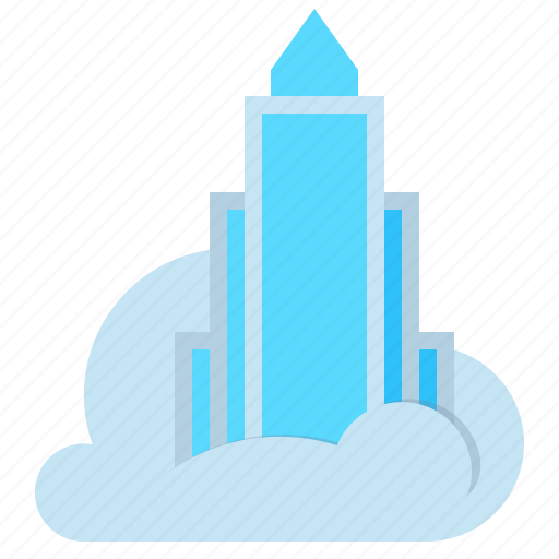 business, cloud, office, productivity icon