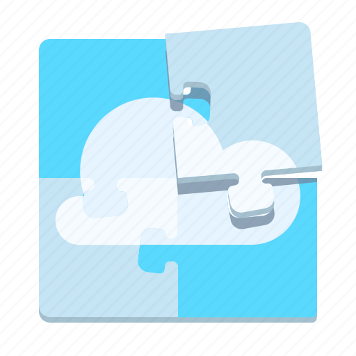 application, cloud, service, services icon