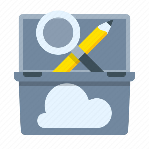 cloud, management, tool, tools icon