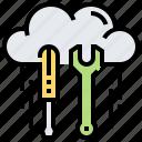 cloud, configuration, management, service, setup
