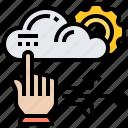 administration, cloud, direction, management, resource