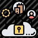 cloud, hybrid, locked, private, setup