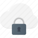 cloud, computing, lock