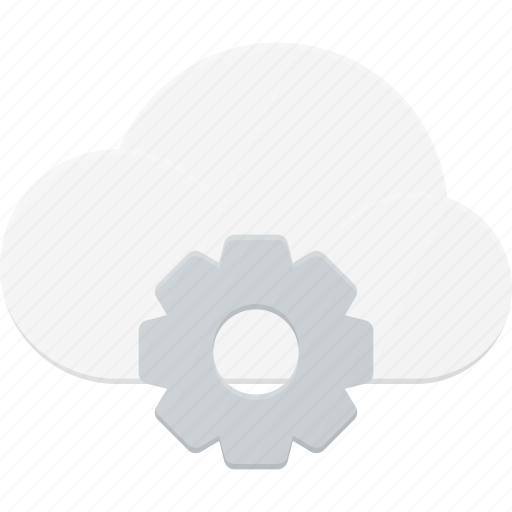Cloud, computing, settings, setup icon - Download on Iconfinder
