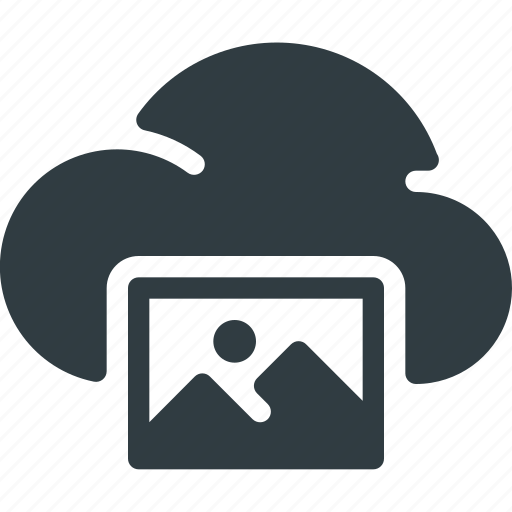 Cloud, computing, image icon - Download on Iconfinder