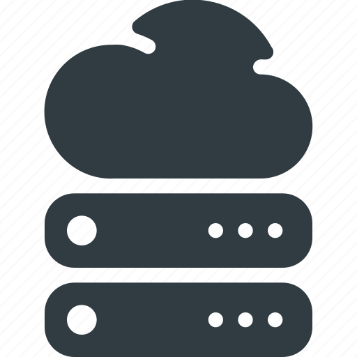 Cloud, computing, server, storage icon - Download on Iconfinder