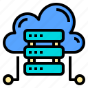 cloud, connection, information, internet, social, software, system
