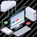 cloud connection, cloud technology, cloud computing, cloud data, cloud network icon